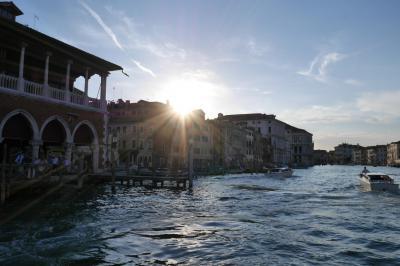 夏休みイタリアにへ行ってみた(^◇^)6日目ボローニャ&ヴェネチア!!!!!!