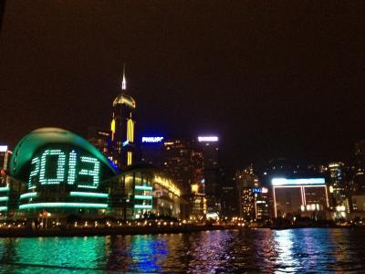 ★家族de行った香港&マカオ2か国・年末年始ツアー♪100万ドルの夜景&カウントダウンを楽しんだ香港編。。。