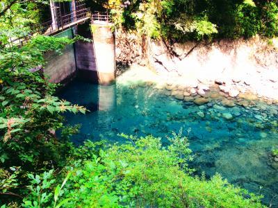 神奈川の秘境ユーシン渓谷へ日帰りハイキング