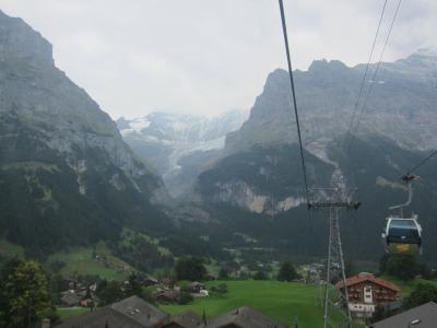 2017 スイス名物列車で巡るヨーロッパ・アルプス4大名峰 (5)