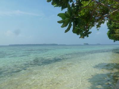 ジャカルタからプロウスリブ(プトゥリ島)へ行ってきました