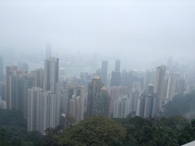 旧正月前の香港2