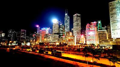 初海外、初香港、初一人旅�