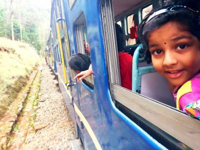 南インドへ行こう!(3)紅茶を求めてウーティ、無事にニルギリ山岳鉄道…