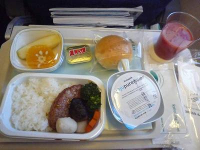 カニ♪肉♪肉♪1泊2日弾丸釜山1☆大韓航空搭乗記