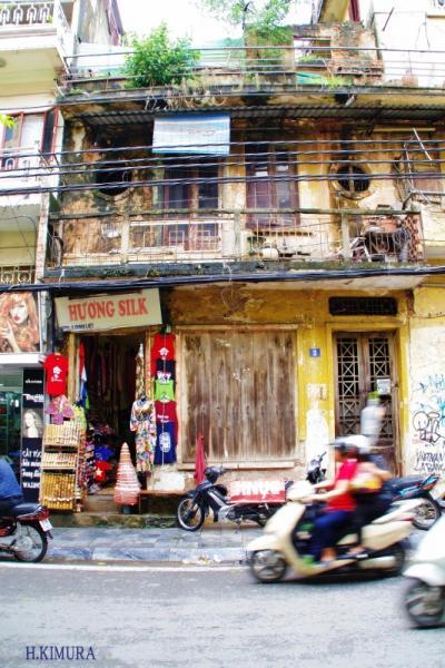 Hanoiと周辺の街歩き