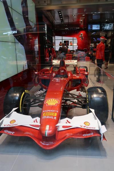F1がメイン 3回目のシンガポール 2泊3日 1日目—�