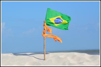 #4 Oh...Meu Deus!...ブラジル北部 水の砂漠:レンソイス・マラニャンセス国立公園-Lago Azul-(マラニャン州/ブラジル)