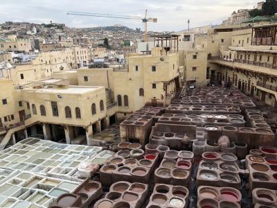 モロッコ プチ弾丸の旅
