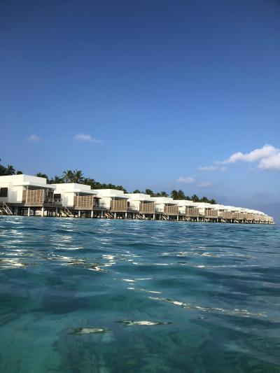 モルディブはラア環礁に2017年7月openの「ディガリ」滞在記