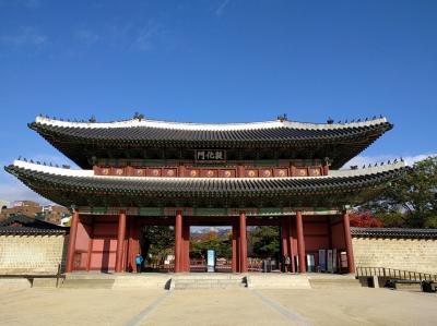 初めてのソウルを一人旅 4日目