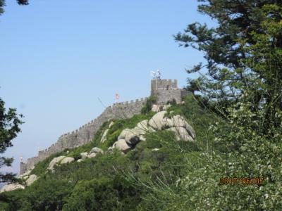 イベリア周遊の旅(77)シントラを登る。