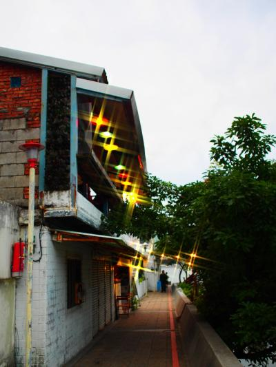 初めての台湾旅No.1<淡水1>中部国際空港から桃園空港へ 淡水で宿探し 淡水老街散策と初めてのタピオカミルクティー