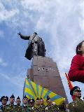 5月9日 戦勝記念日60周年 ハリコフにて
