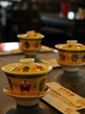 北京奮闘記151~不思議な空間老舎茶館