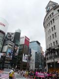 2年ぶりの東京マラソン応援は再び銀座で(妻と合流して千葉、東京の旅④)