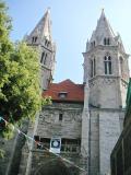 【バッハの足跡を辿る旅 3】 ミュールハウゼンの聖ブラージウス教会