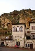 トルコ20 カッパドキアl ウルギュップ の洞窟ホテルに連泊 ☆世界遺産の街歩き