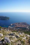 クロアチア ~ドブロヴニク アドレア海で過ごした休日