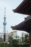 浅草、両国周辺の観光