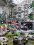 「ナッシュビル」へ、全米の人気リゾート『ゲイロード・オープリーランド』泊  JAZZの「アメリカ南部」娘と二人旅~5