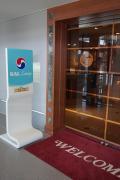 関西国際空港の大韓航空(KAL)ラウンジ