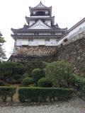 2015年3月淡路島・高知の旅☆③現存天守閣12城の一つ:高知城を見学!
