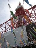 May 2015 東京タワー&旧芝離宮恩賜庭園をお散歩