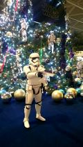 成田空港2015クリスマスツリー(2)