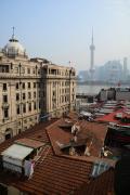 沢山食べて歩いた上海03★宿泊は船長青年酒店 と Ibis上海豫園