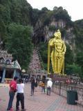 2013マレーシア/子どもを連れて旅にでよう のんびり23日間④(バトゥ洞窟&バードパーク、ミッドバレーぷらぷら)
