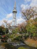 1人で名古屋散策。テレビ塔、名古屋城、久屋大通庭園フラリエ(旧ランの館)イルミネーションを見てきました。