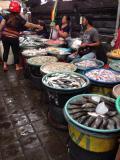 バリ島の市場へ