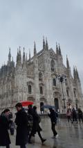 イタリア旅その①~プロローグとsvo空港とミラノ