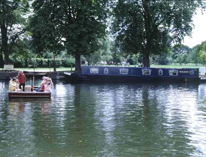 南イングランドの旅?運河の旅と...