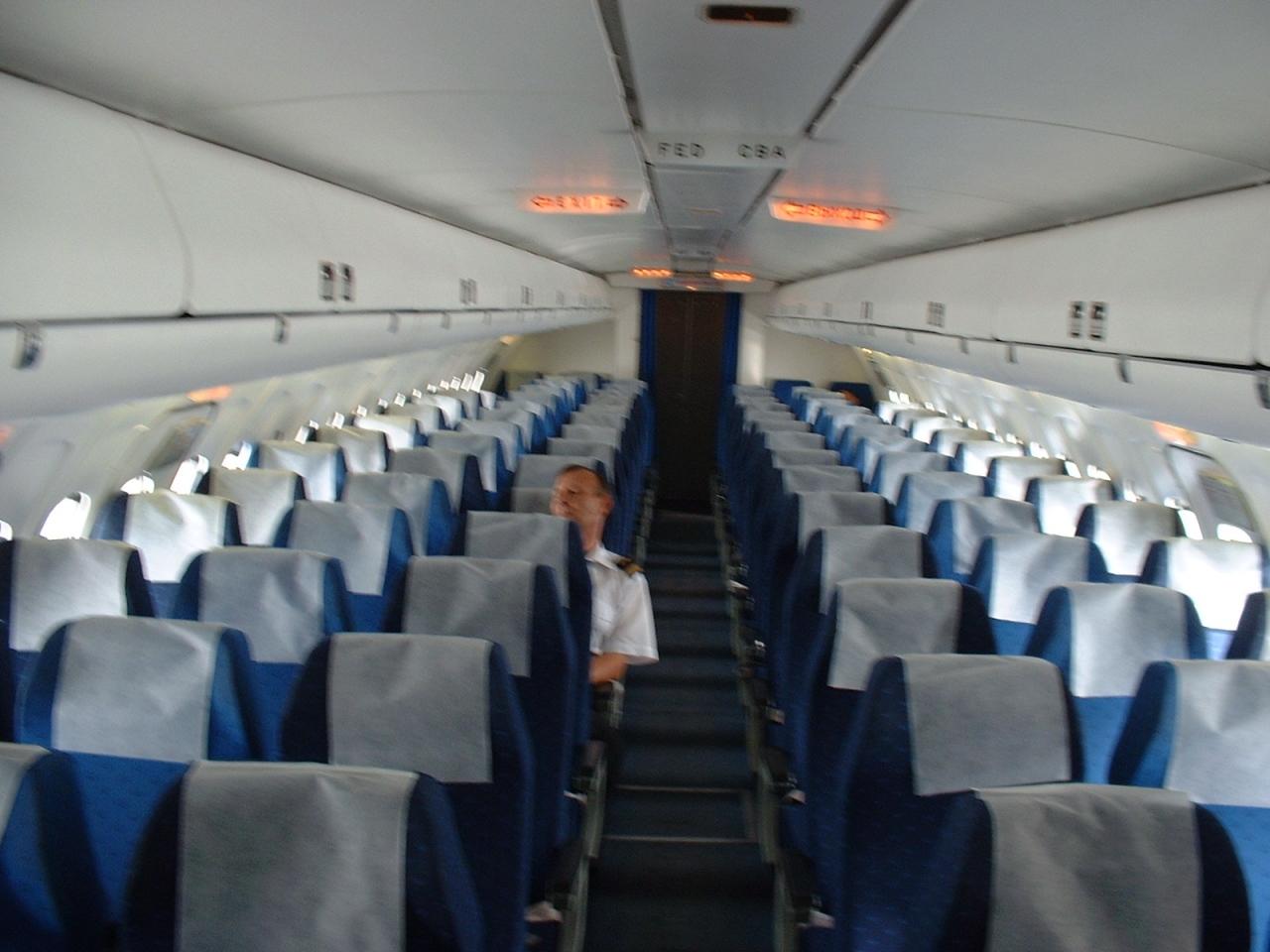ウラジオストク航空に乗ったよ。