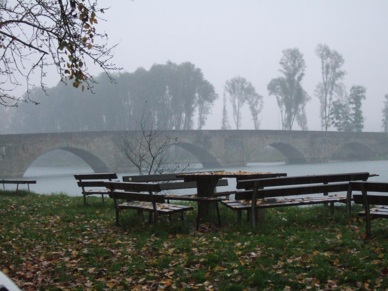 イタリア・アグリツーリズモの旅 素敵な橋 ポンテブリアーノ編