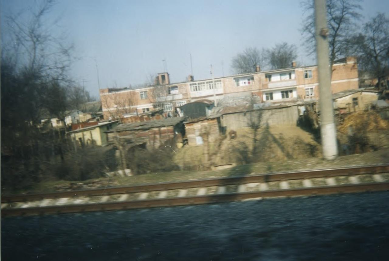 チェチェン共和国で列車ジャック?恩人と赤...
