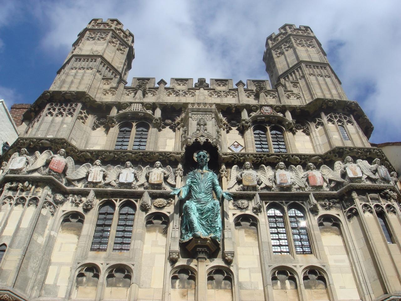 カンタベリー大聖堂の画像 p1_35