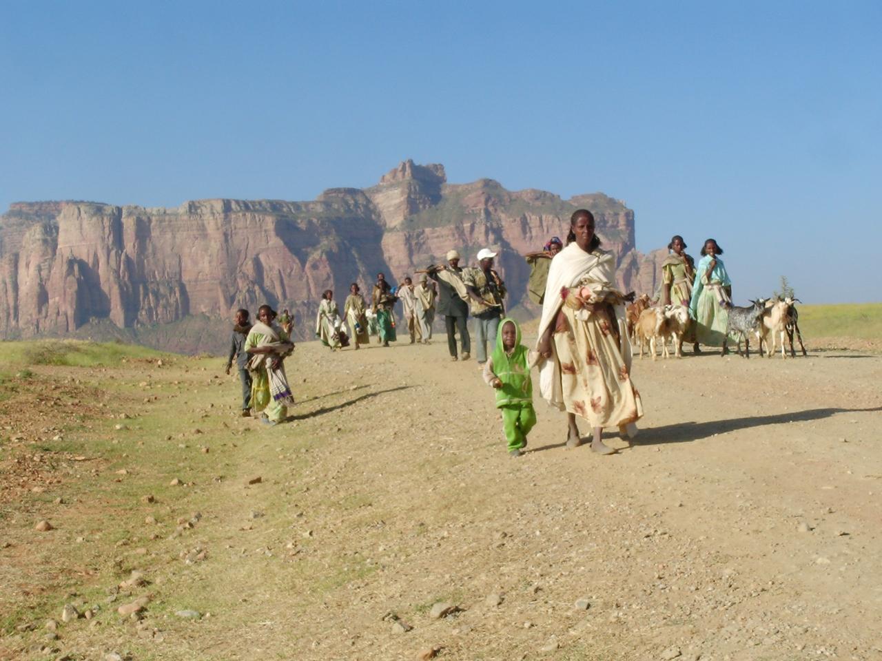 エチオピアの都市の一覧