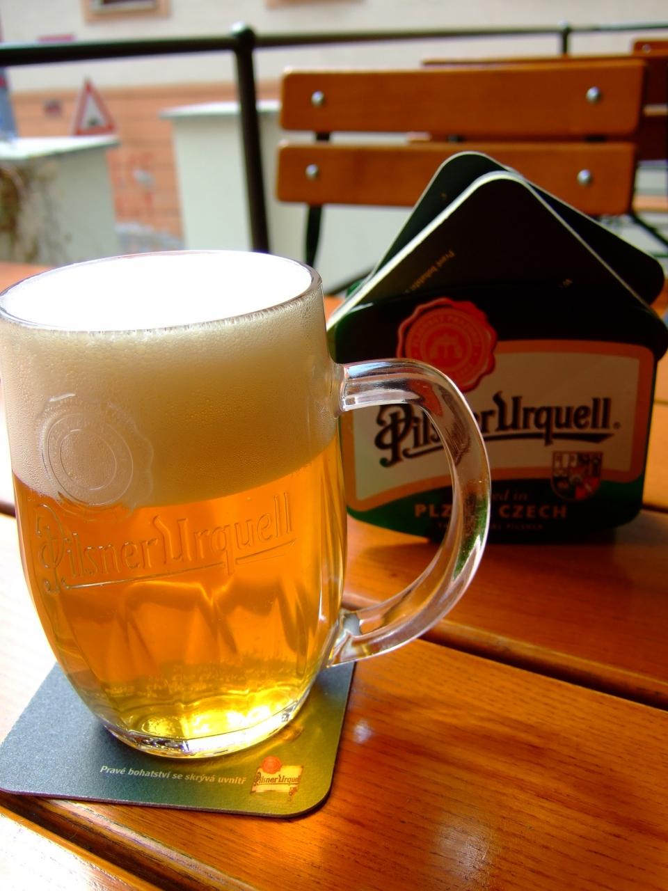 美味しいチェコビール堪能の旅(プルゼニ...