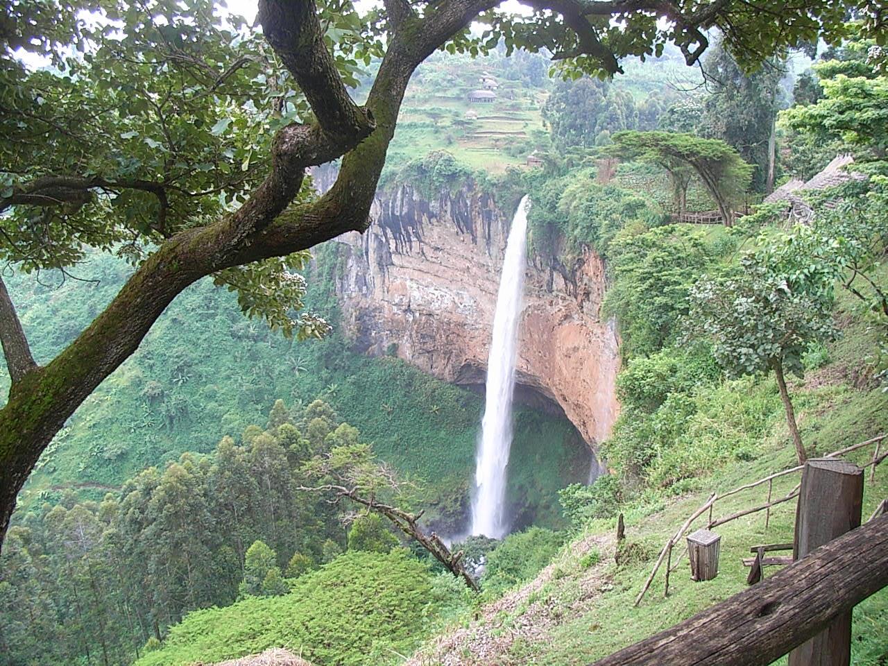 夏休み2008 in Sipi falls
