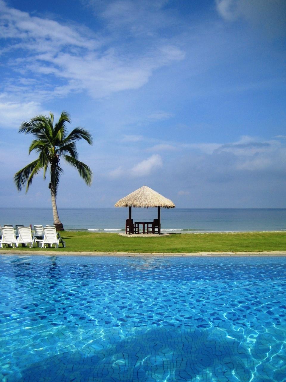 【マレーシアビーチ】ココロ、ほぐれてく...
