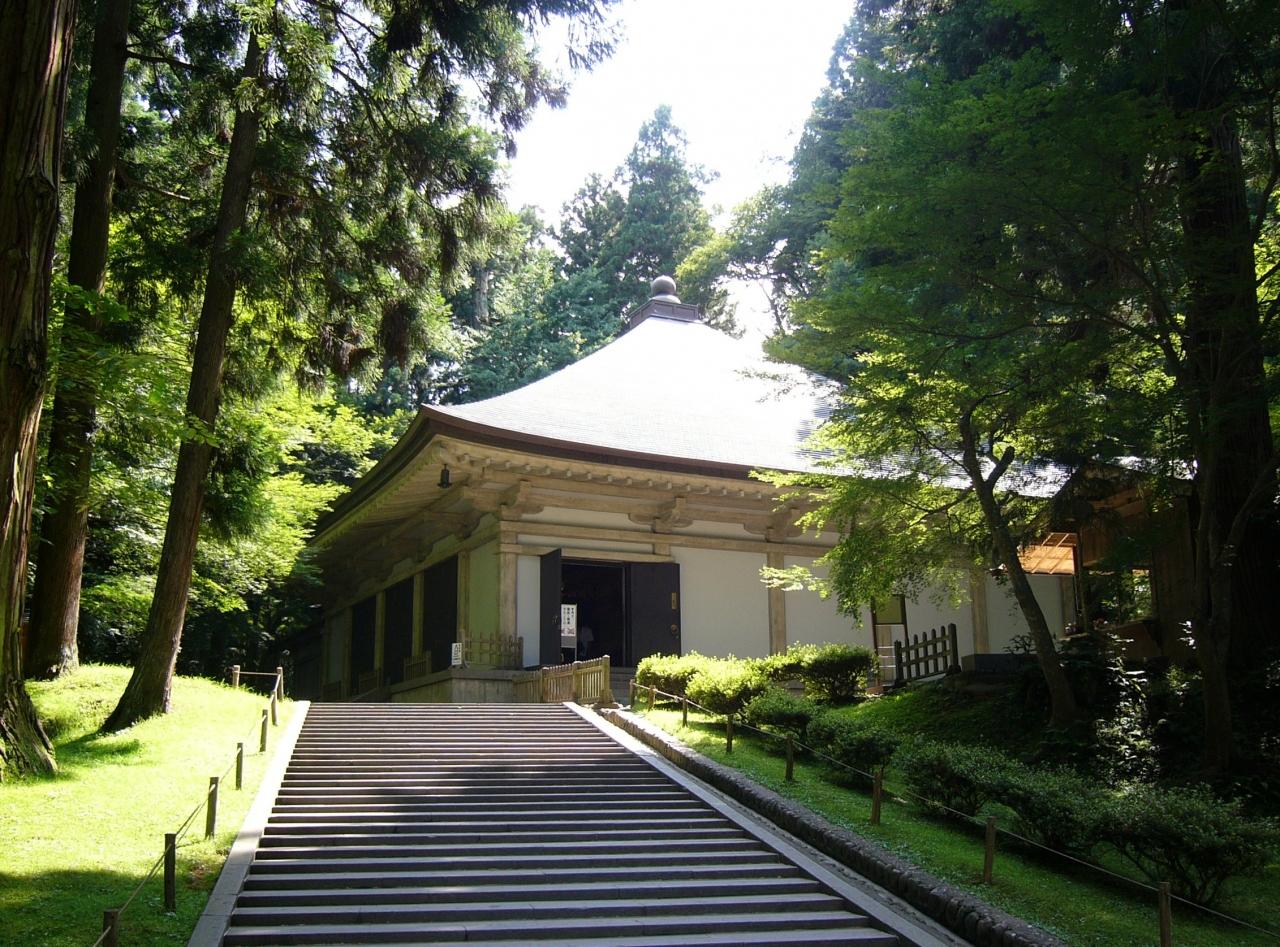 中尊寺金色堂の画像 p1_35