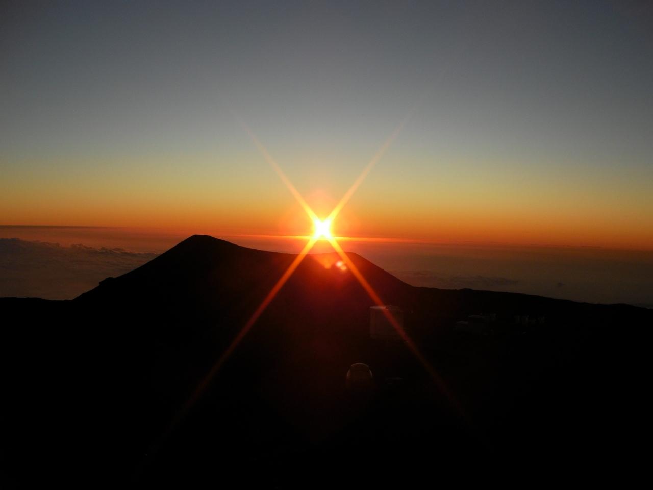 初上陸ハワイ島レンタカーの旅 09'  4日...