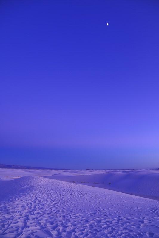 White Sands へ�