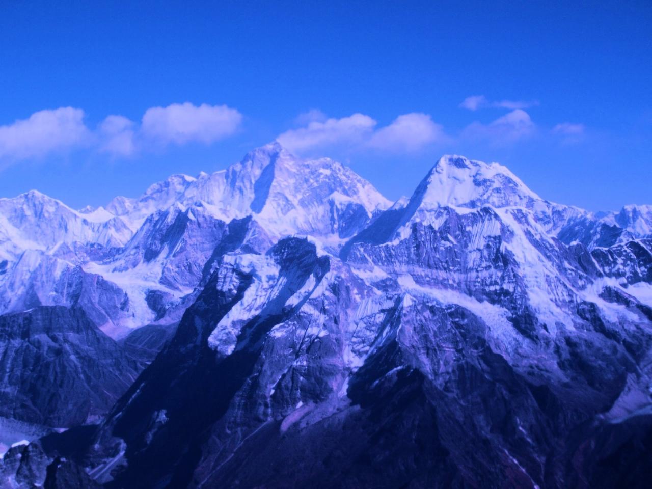 ネパール一人旅?*・゜・*エベレストまでひ...