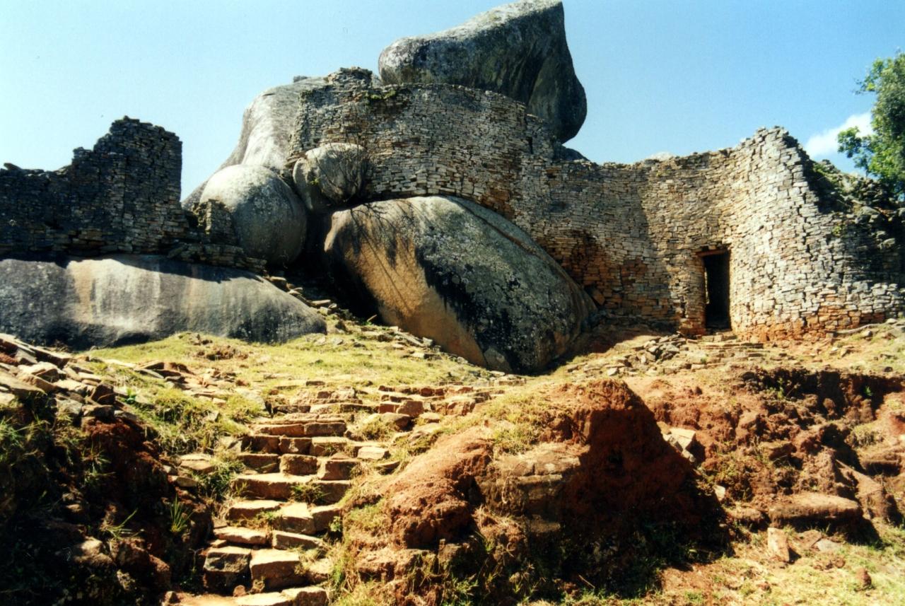 グレート・ジンバブエ遺跡の画像 p1_30
