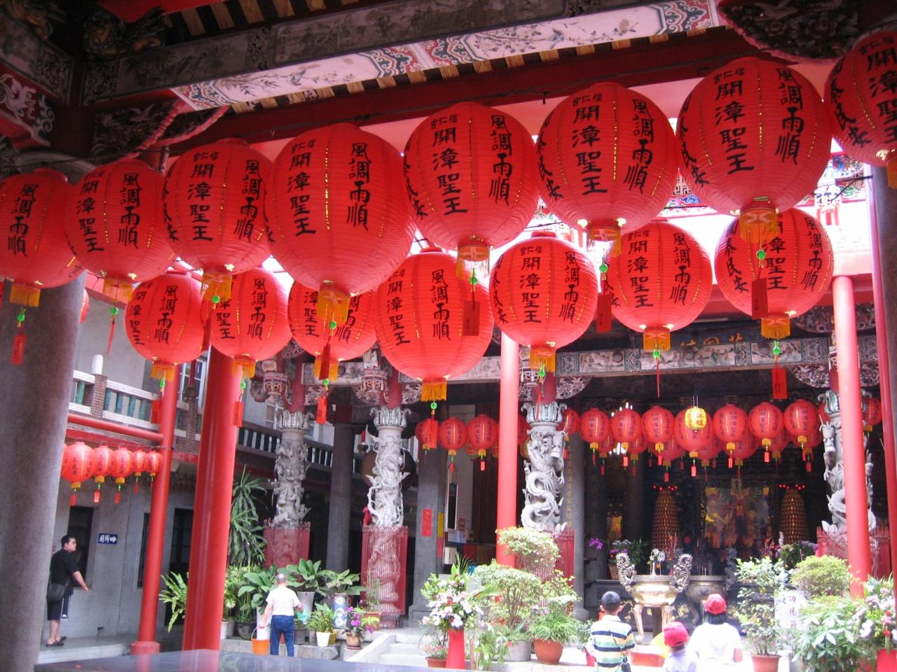 GW台湾東回り 桃園県大渓老街 和平路