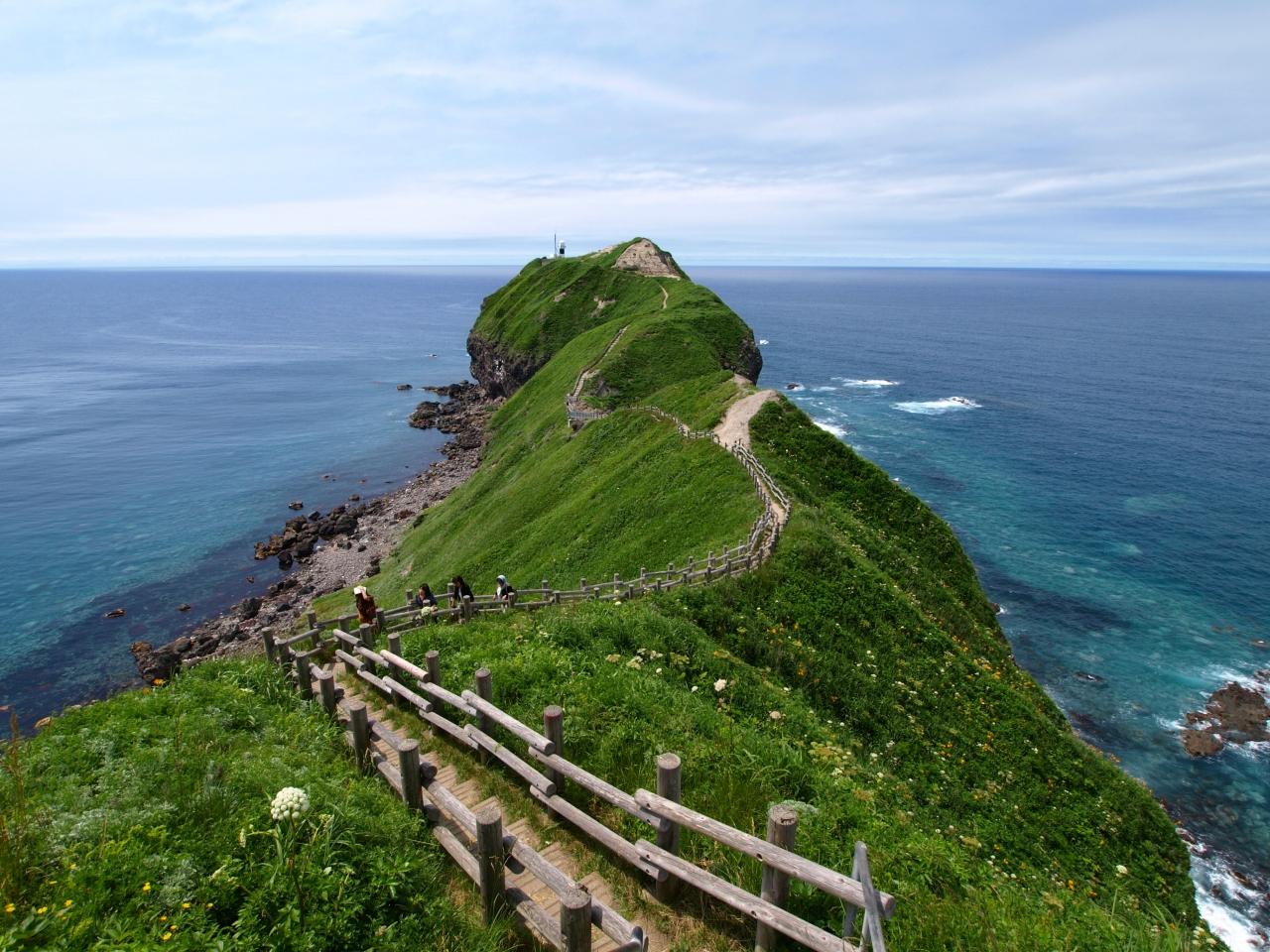 積丹半島 - Shakotan Peninsula - JapaneseClass.jp